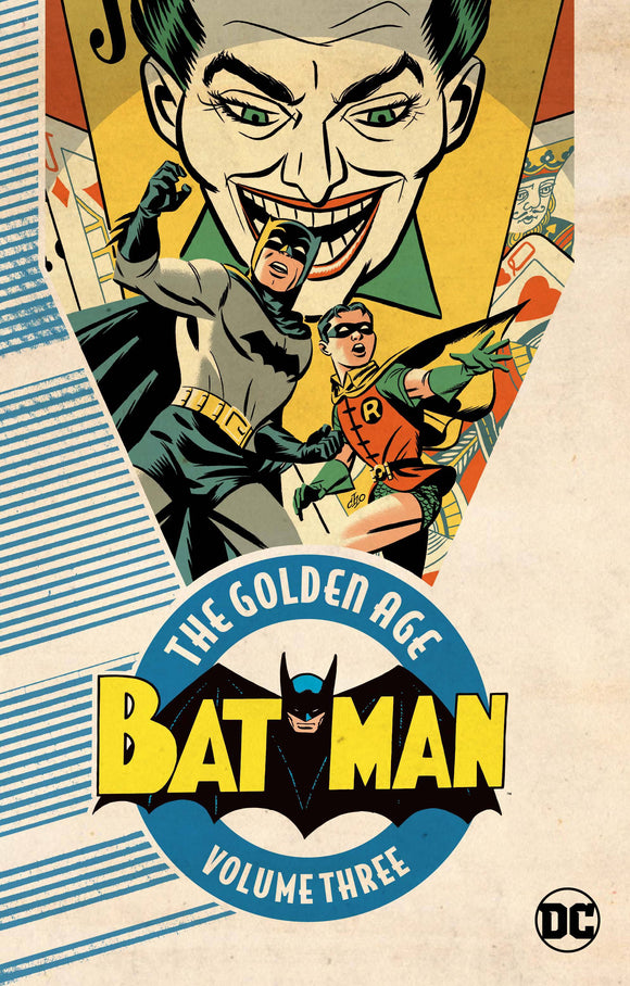 Batman The Golden Age Tp Vol 03