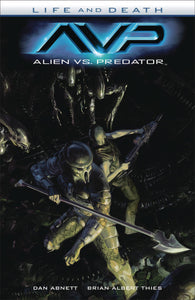 Alien Vs Predator Life And Death Tp