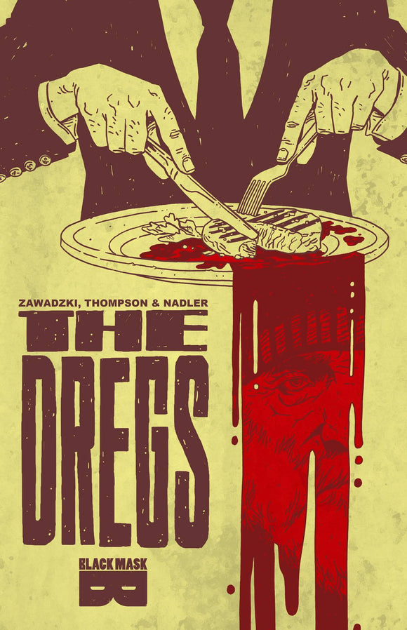 Dregs TP Vol 01 - Books