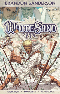 Brandon Sanderson White Sand Tp Vol 01