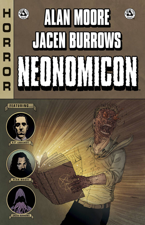 Alan Moore Neonomicon Hc