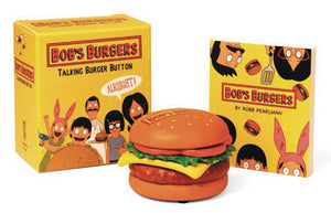 Bobs Burgers Talking Burger Button Kit