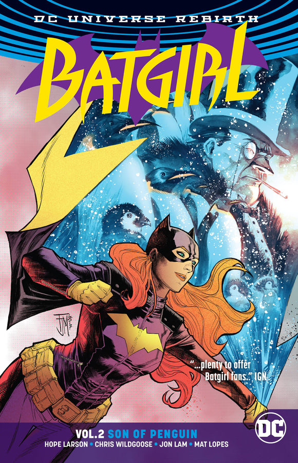 Batgirl TP Vol 02 Son of Penguin - Books