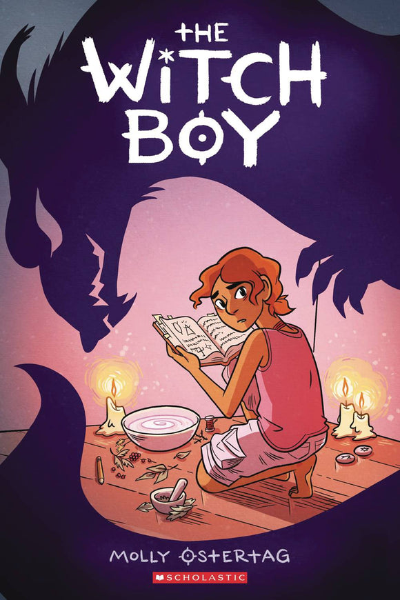 Witch Boy Gn Vol 01