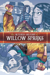 Altered History Of Willow Sparks Gn