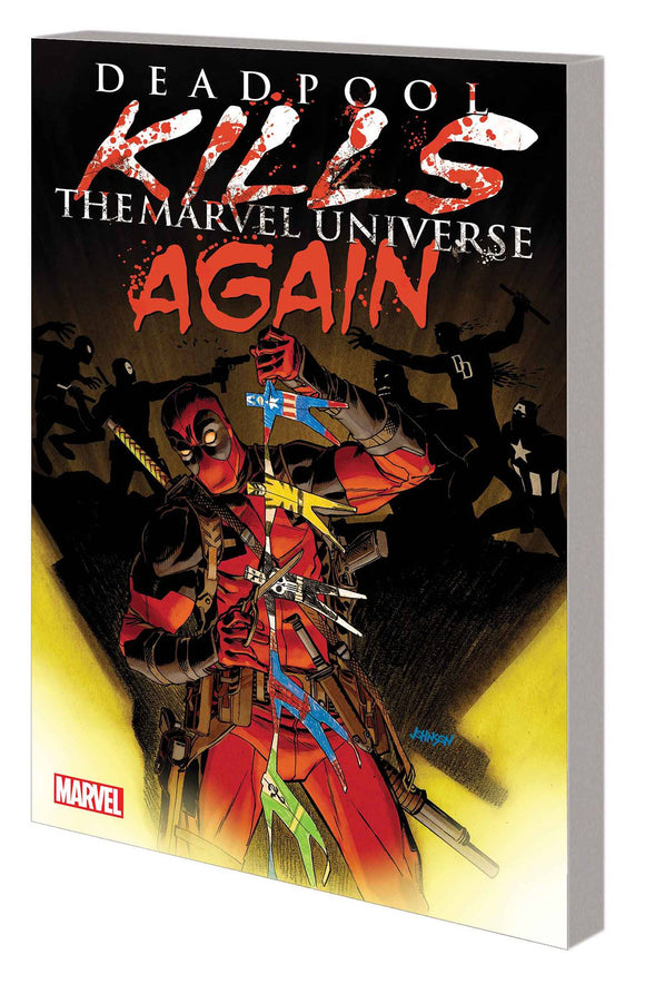 Deadpool Kills Marvel Universe Again TP - Books