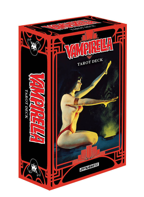 Vampirella Tarot Cards Set