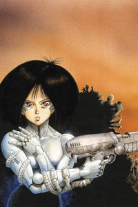Battle Angel Alita Deluxe Ed HC Vol 01 - Books