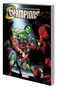 Champions Tp Vol 02 Freelancer Lifestyle