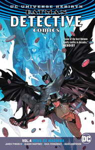 Batman Detective Tp Vol 04 Deus Ex Machina