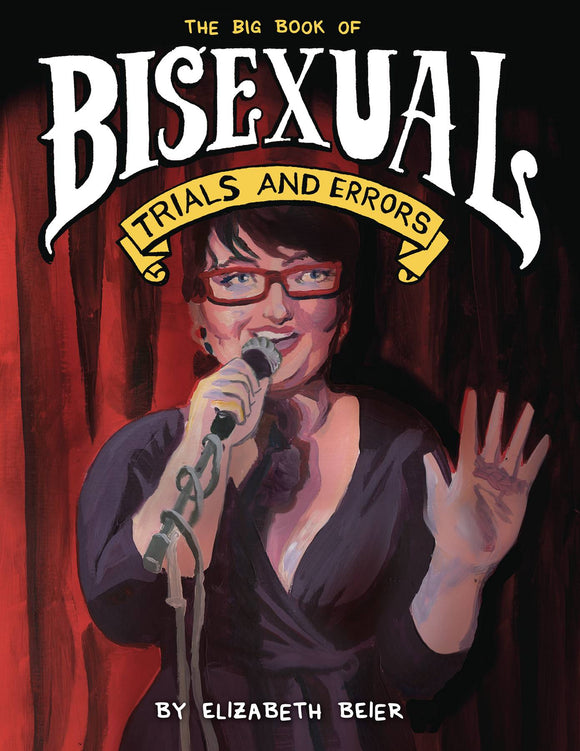 Big Book Of Bisexual Trials And Errors Gn