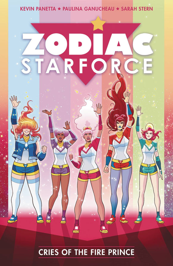 Zodiac Starforce Tp Vol 02 Cries Of The Fire Prince