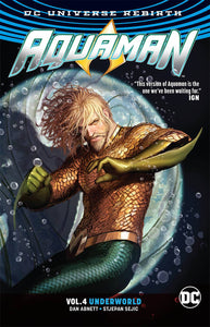 Aquaman Tp Vol 04 Underworld