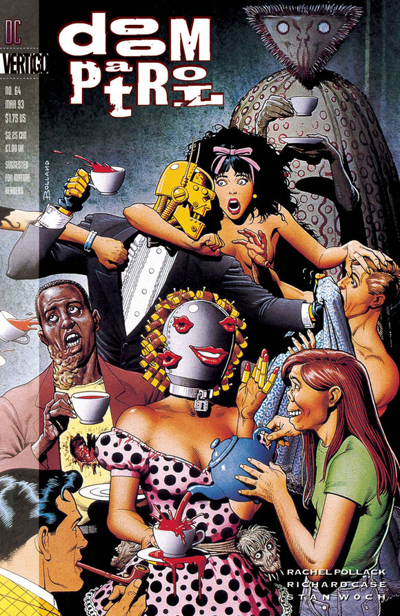 Doom Patrol Tp Book 04