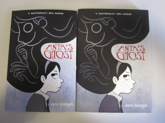 Anyas Ghost Gn New Ptg First Second Ed