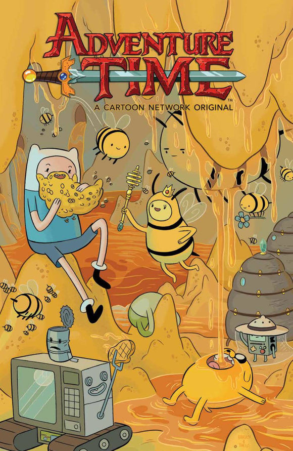 Adventure Time TP Vol 14 - Books