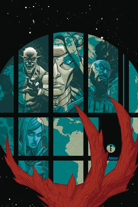 Cell Block Earth & Other Stories TP - Books