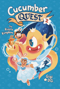 Cucumber Quest SC GN Vol 02 Ripple Kingdom - Books