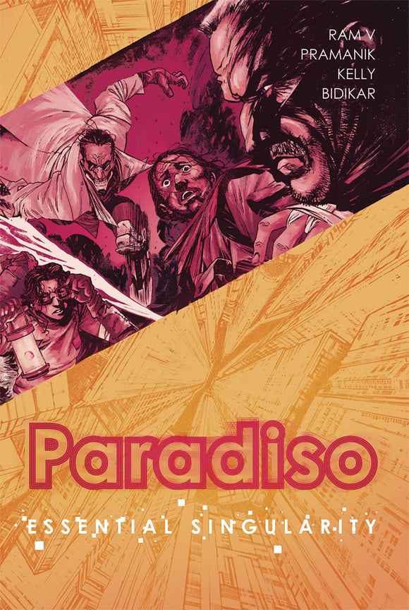 Paradiso Tp Vol 01 Essential Singularity