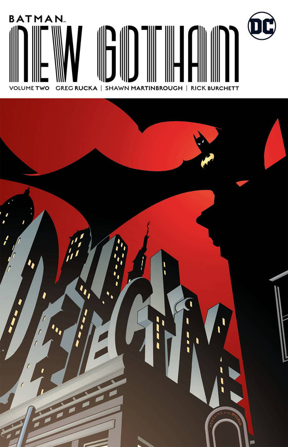 Batman New Gotham Tp Vol 02