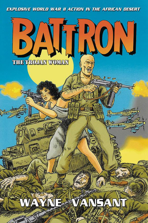 Battron Trojan Woman Gn