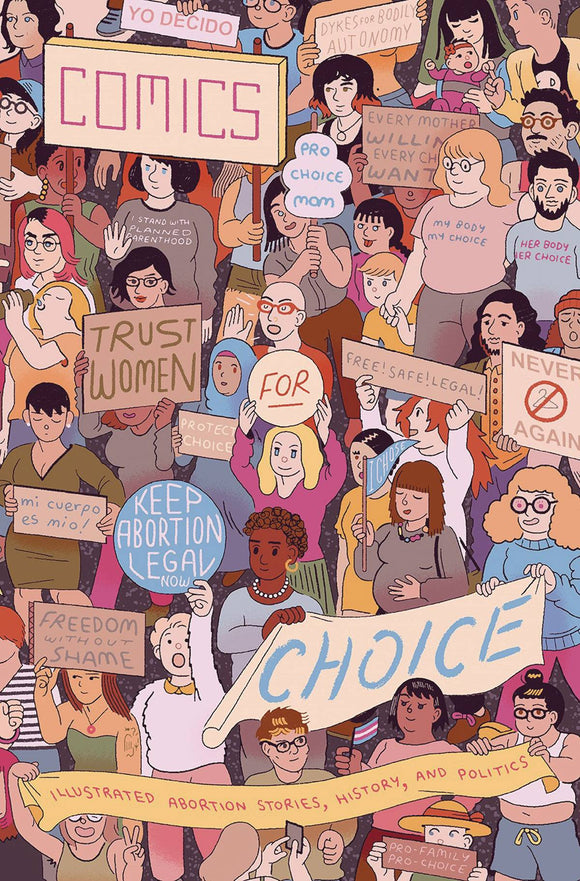 Comics For Choice Sc