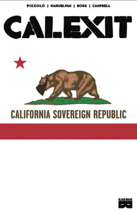 Calexit TP Vol 01 - Books