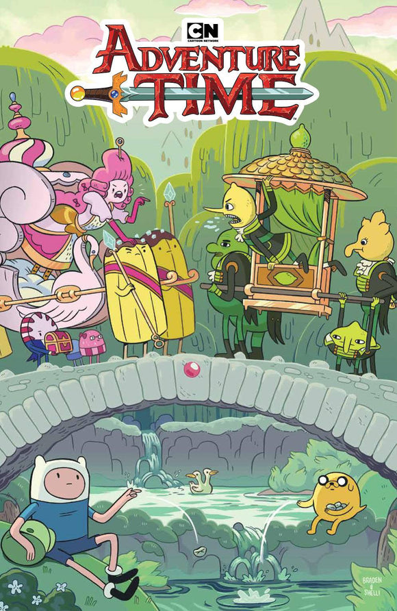 Adventure Time TP Vol 15 - Books
