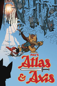 Atlas and Axis TP - Books