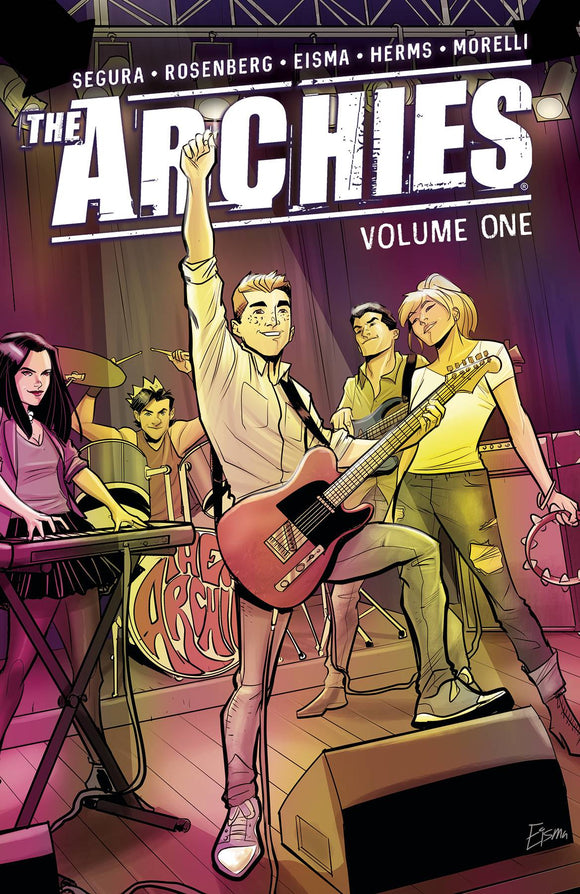 Archies TP Vol 01 - Books