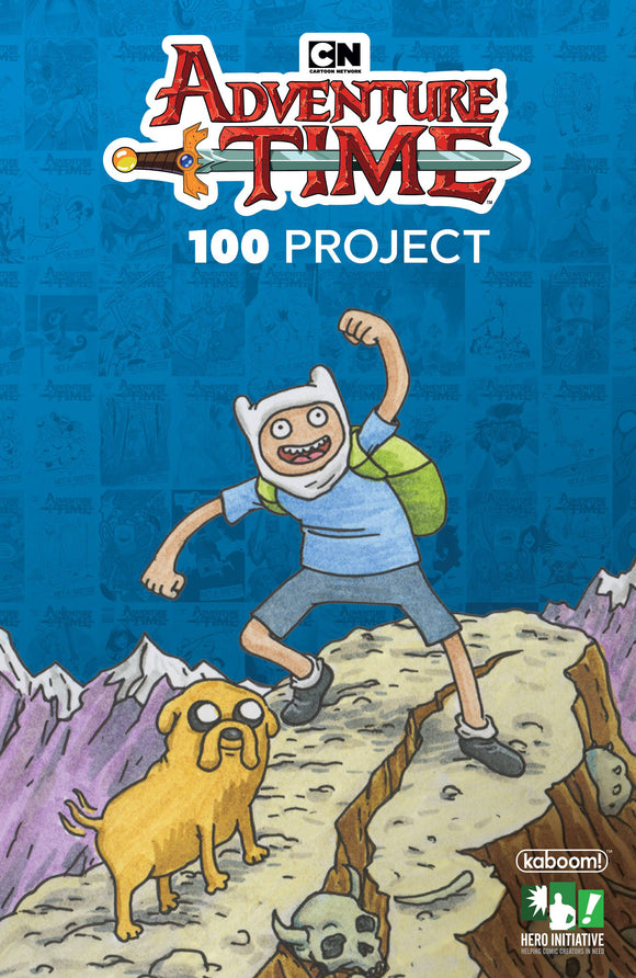 Adventure Time 100 Project TP - Books