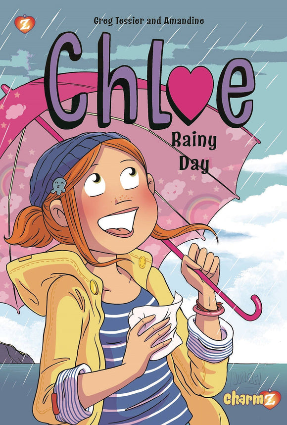Chloe GN Vol 04 Rainy Days - Books