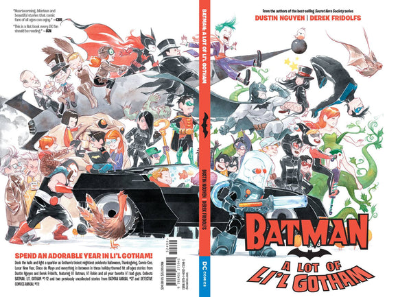 Batman A Lot of Lil Gotham TP - Books