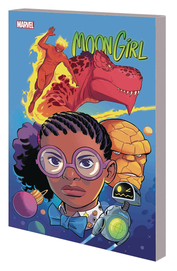 Moon Girl And Devil Dinosaur Tp Vol 05 Fantastic Three