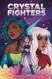Crystal Fighters GN - Books