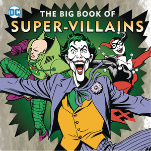 Dc Big Book of Super Villains HC - Books