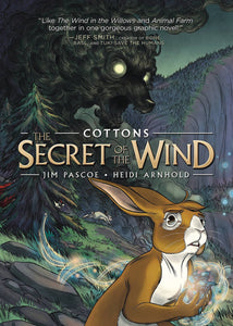 Cottons Secret Of Wind Gn Vol 01 (Of 3)