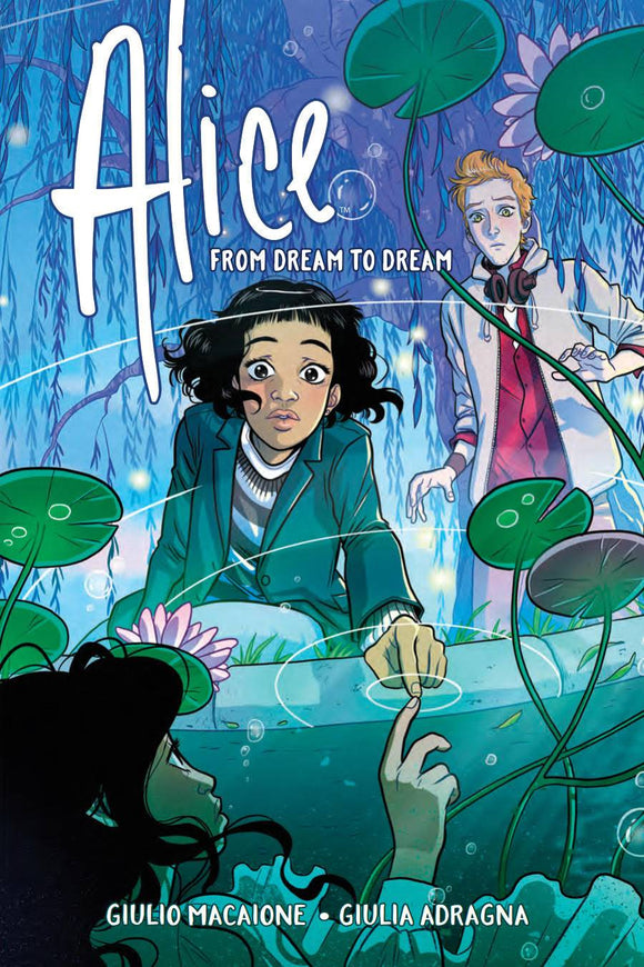Alice From Dream to Dream Original GN - Books