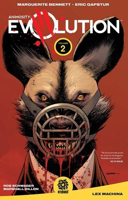 Animosity Evolution Tp Vol 02 Lex Machina