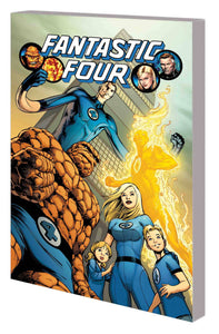 Fantastic Four By Hickman Complete Collection TP Vol 01 - Books