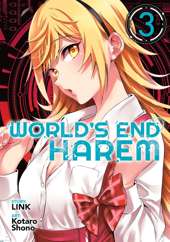 Worlds End Harem Gn Vol 03