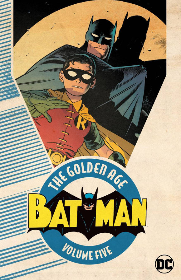 Batman The Golden Age Tp Vol 05