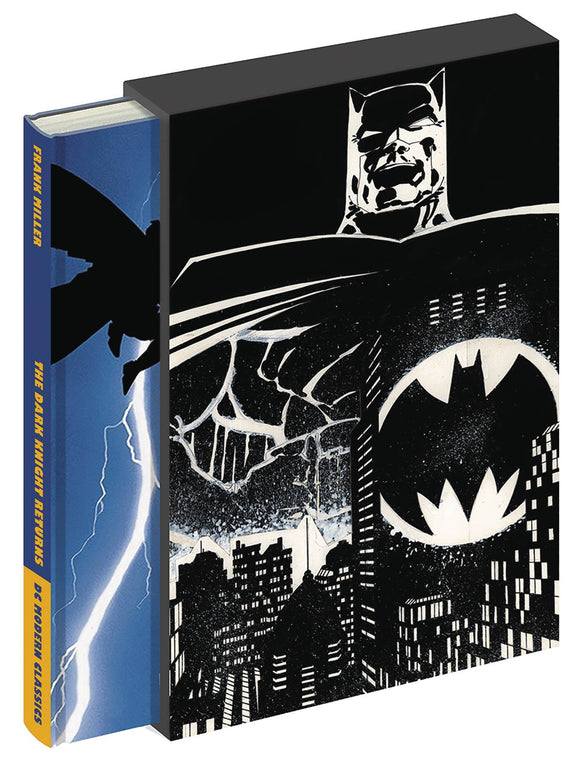 Batman The Dark Knight Returns Dc Modern Classics Hc