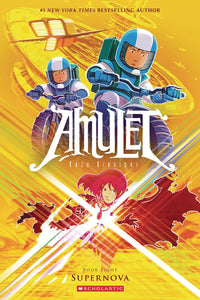 Amulet SC GN Vol 08 Supernova - Books