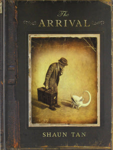 Arrival Illustrated Ya Novel New Ptg