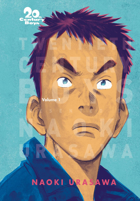 20Th Century Boys TP Vol 01 Perfect Ed Urasawa - Books