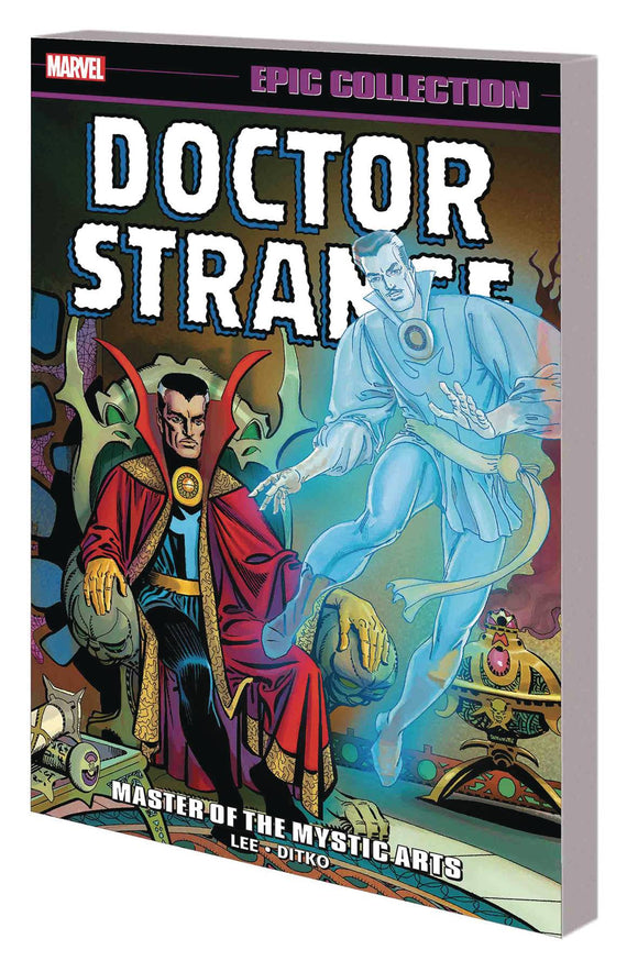 Doctor Strange Epic Collection Tp Master Of The Mystic