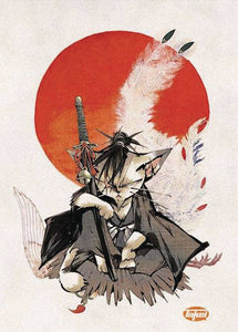 Nekogahara Stray Cat Samurai Gn Vol 05