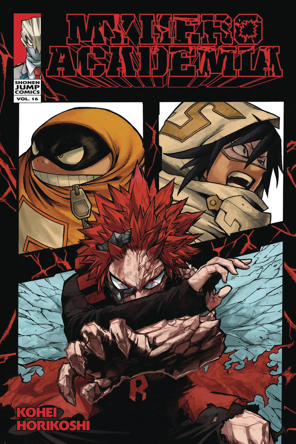 My Hero Academia GN Vol 16 - Books