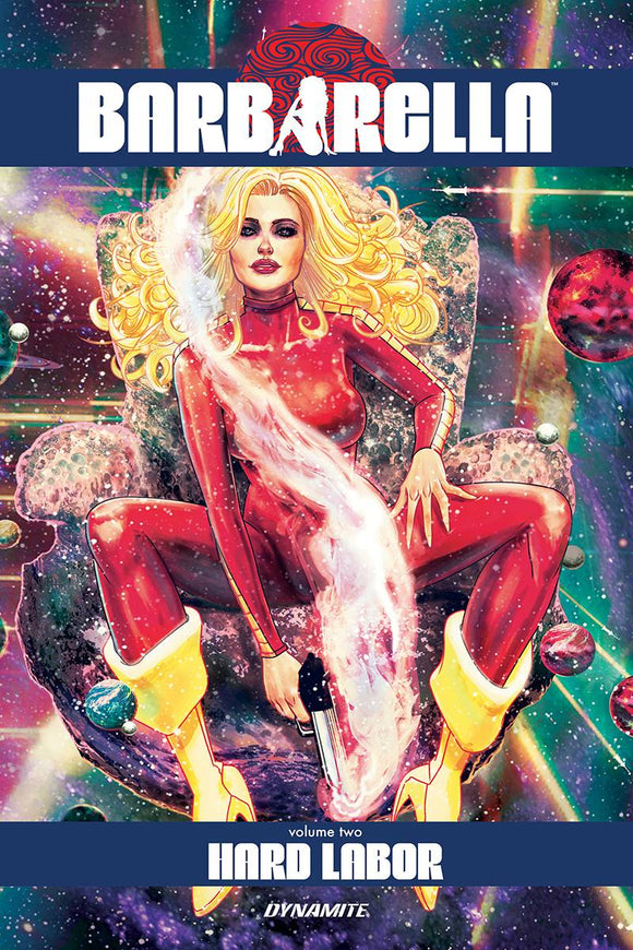 Barbarella Tp Vol 02 Hard Labor